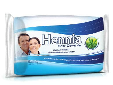 Toallas Húmedas para Adultos Pro-Dermis