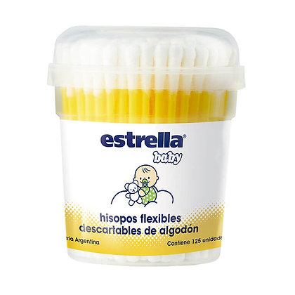 Hisopos Estrella baby