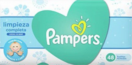 Pampers®  Fresh Clean™