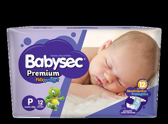 Babysec Premium Movimientos Protegidos 3D