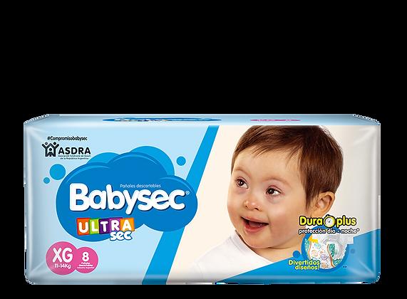 Babysec Ultrasec - Extra Grande