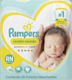 Pampers®  Recién Nacido  Premium Care