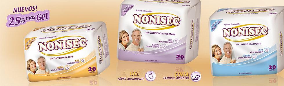 Apósitos para Incontinencia