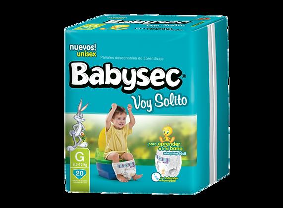 Babysec Voy Solito - Grande
