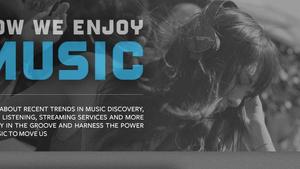 #INFOGRAPHIE | Comment découvre-t-on de la musique ?