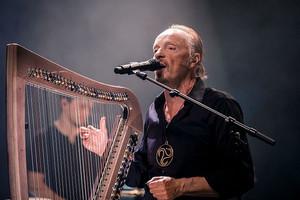 Renaissance de la harpe celtique,du musicien breton Alan Stivell
