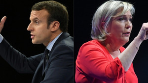 Macron et Le Pen : deux visions opposées de la culture