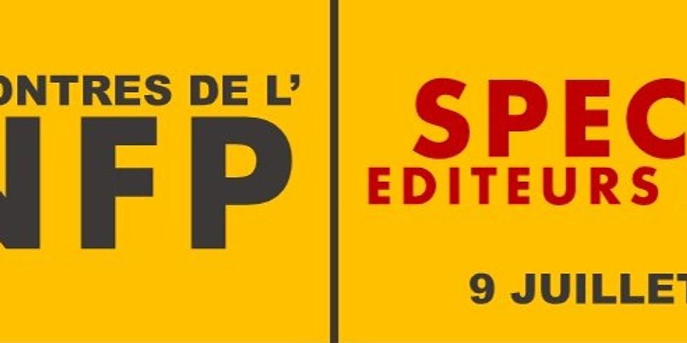 LES RENCONTRES DE L'ANFP - SPÉCIAL EDITEURS DE PAIE