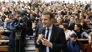Emmanuel Macron (En Marche), le candidat à la présidentielle qui remet la culture au coeur du projet