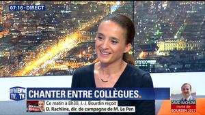 """""""Vive les chorales"""" : Interview BFM TV de Solange RILOS LETOURNEUR"""