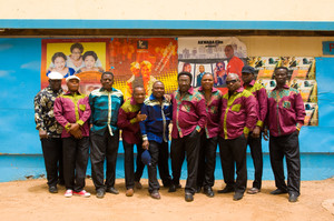 Afrique : Retour aux sources de l'Afrobeat avec l'Orchestre Poly-Rythmo