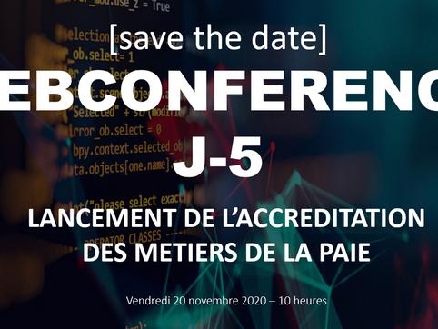 [J-5] Lancement de l'Accréditation : la reconnaissance par des pairs