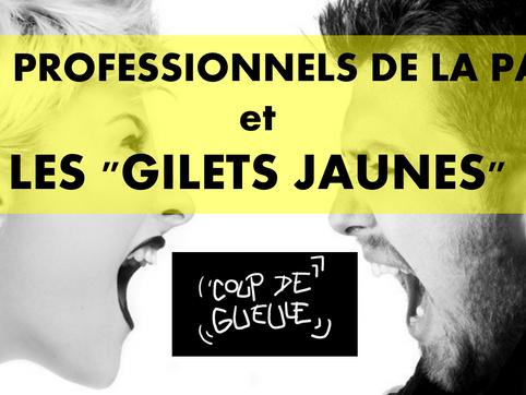 """LES PROFESSIONNELS DE LA PAIE ET LES """"GILETS JAUNES"""""""