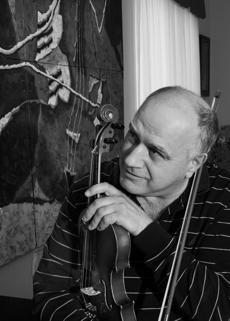 François FAUCHER : Un artiste qui peint la musique