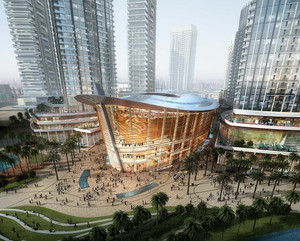 DUBAÏ inaugure son nouvel Opéra, le 31 août 2016