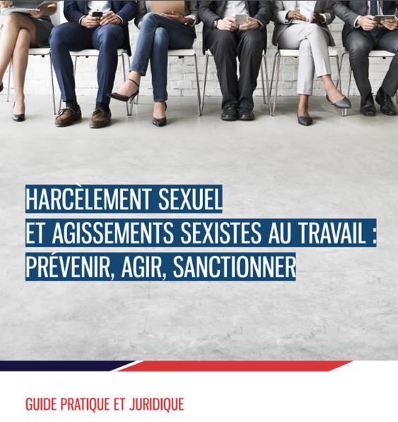 Guide Harcèlement sexuel