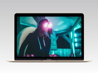 Rated-Q: Visuals of REZZ Turned into Mac + iPhone Wallpapers