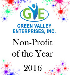Green Valley Accepts Non-Profit of the Year Jan. 25
