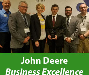 John Deere Horicon Works Receives Partnership Award