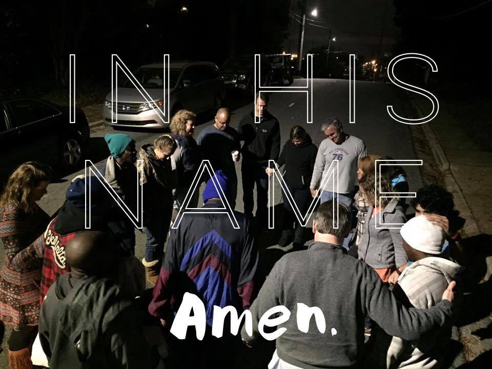 In His Name!