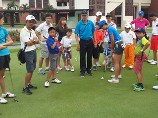 What it Takes to be Great? A Part of Mizuno Golf School Official Launch