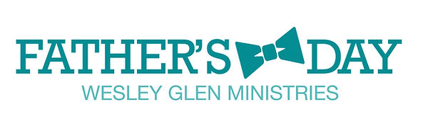 Wesley Glen Father's Day Logo