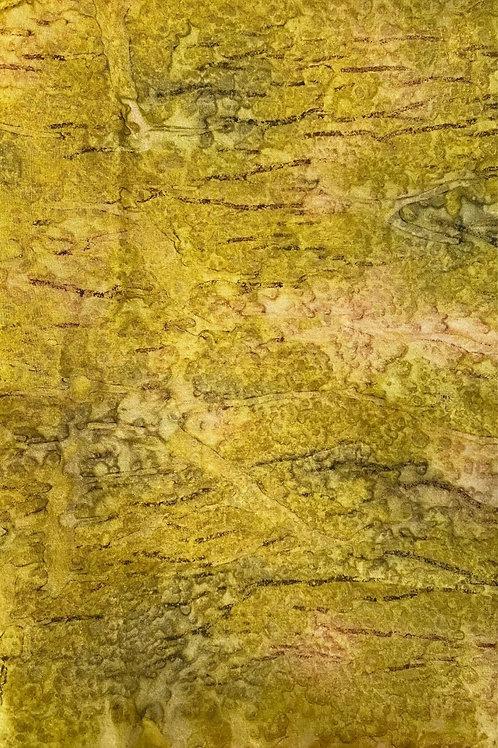 Prayer Scarf - Item 78 Gold, brown