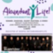 Music, Dancing, fun! Join us on February