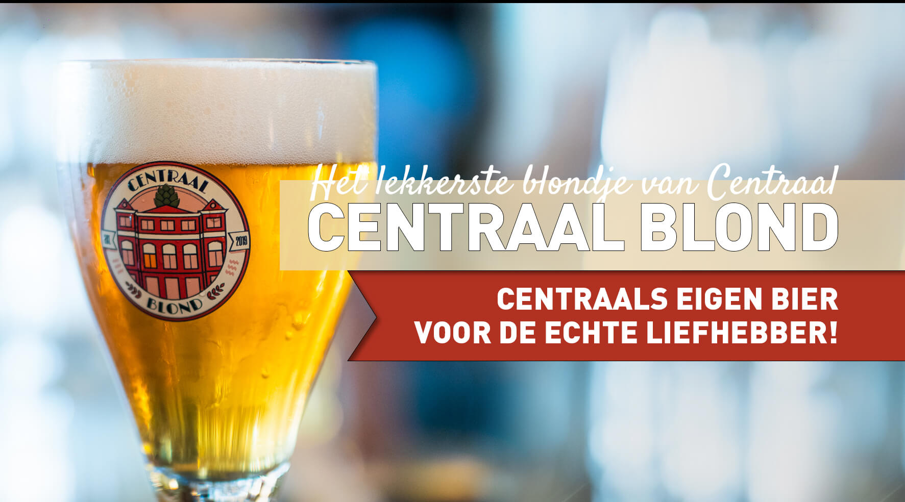 centraal blond