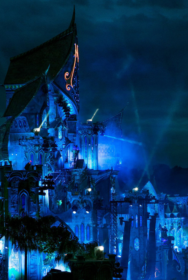 Tomorrowland 2012-2016