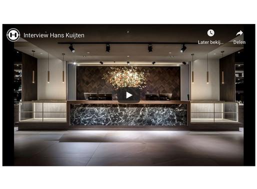 Interview | Ontwerp lobby & bar | Van Der Valk Hotel Duiven