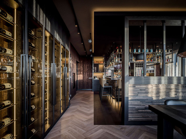 Private Penthouse-Bar