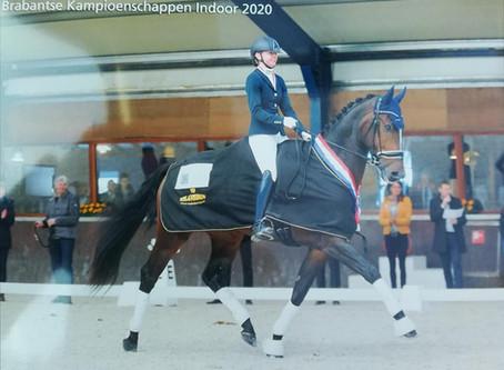 Brabants Kampioen Klasse B - Tessa de Groot