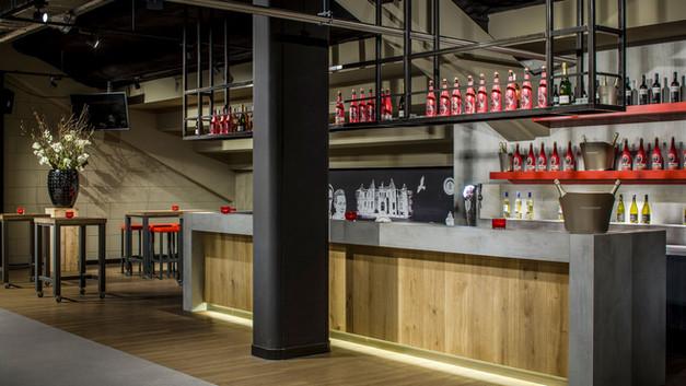 Sparta Sponsor Lounge