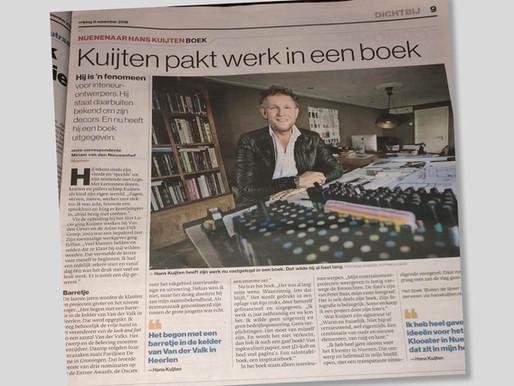 Hans Kuijten uit Nuenen vat werk samen in een boek