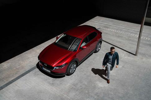 2019_CX-30_ All-New_Mazda_CX-30_Launch c