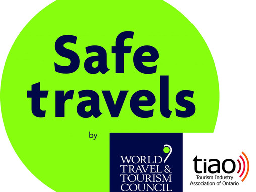 St. Lawrence Cruise Lines Awarded #SafeTravels Stamp