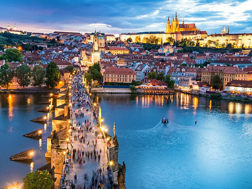 Interest In Travel To The Czech Republic Soars In The USA