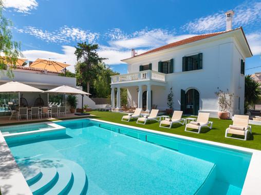Luxury Period Mansion Added to Sitges Hills Villas Vacation Rental Portfolio