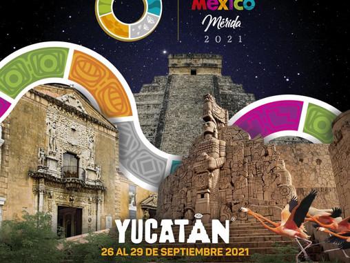 45th Edition of Tianguis Turístico México To Take Place in Mérida September 2021