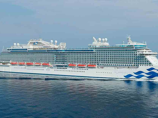 2022 To Be Longest Ever UK Cruise Season For Princess Cruises