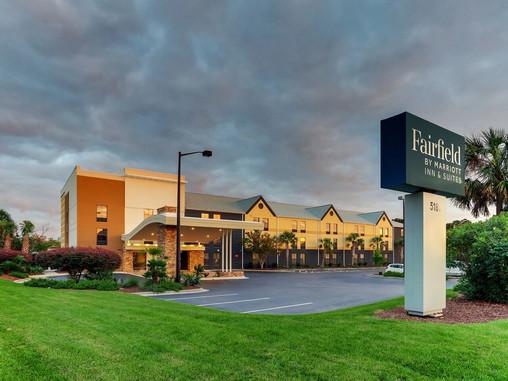 Marriott opens first hotel in Brunswick County, North Carolina