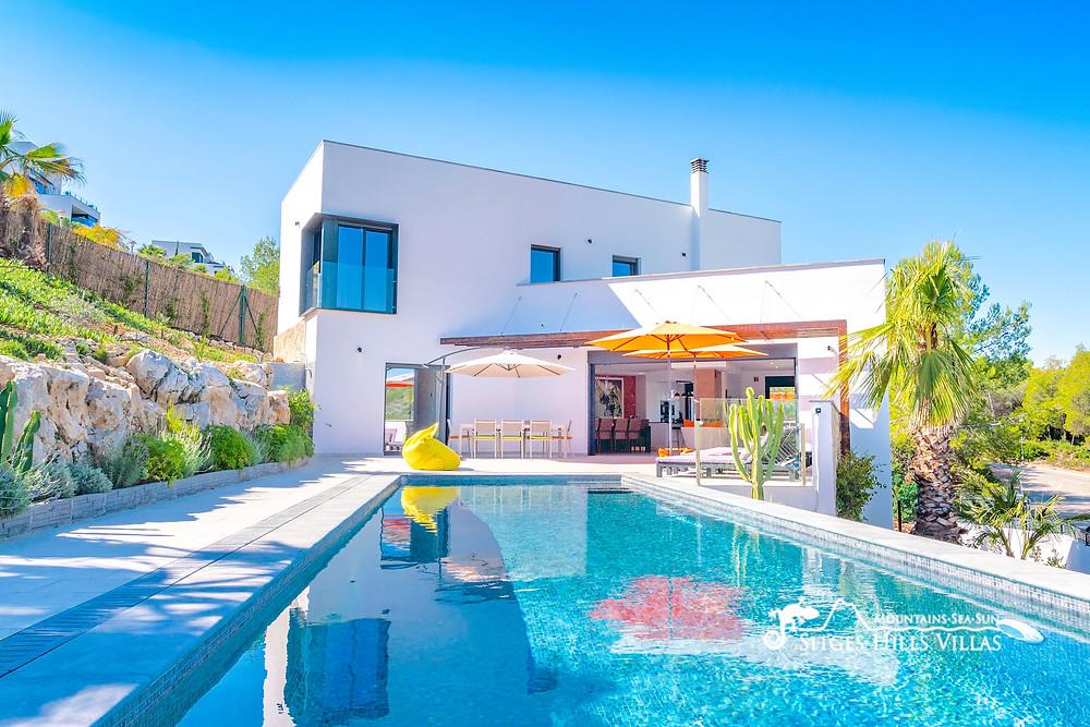 Villa Rueda from Sitges Hills Villas