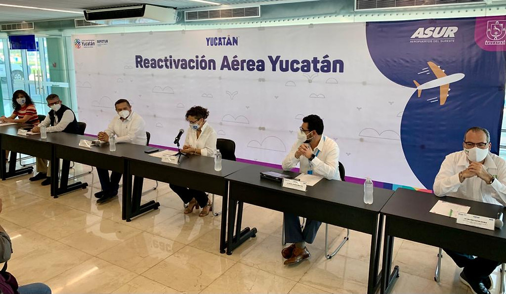 State Of Yucatán Ends 2020 With A New International Route
