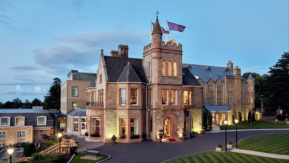 The Spa at Culloden in Northern Ireland
