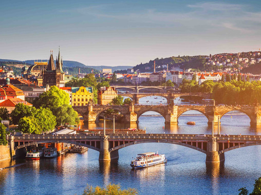 Top Travel Influencer Adventurous Kate Teams Up With Czech Republic
