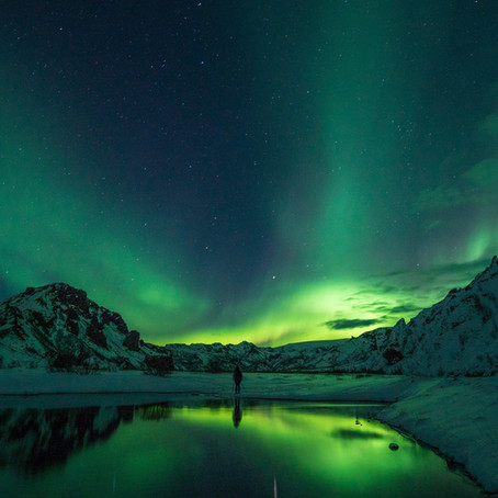 See Your Name in Lights! Aurora Borealis Displays to Be Named & Public Invited to Contribute