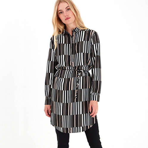 FRANSA SHIRT DRESS