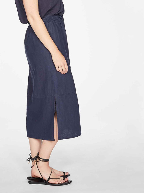 THOUGHT ERIN STRAIGHT FIT SKIRT (WSB5515)