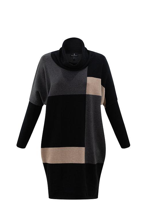 MARBLE DRESS CAMEL MIX (6379)